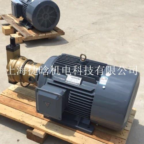 YQB132S-4 5.5KW液压系统用三相异步电机